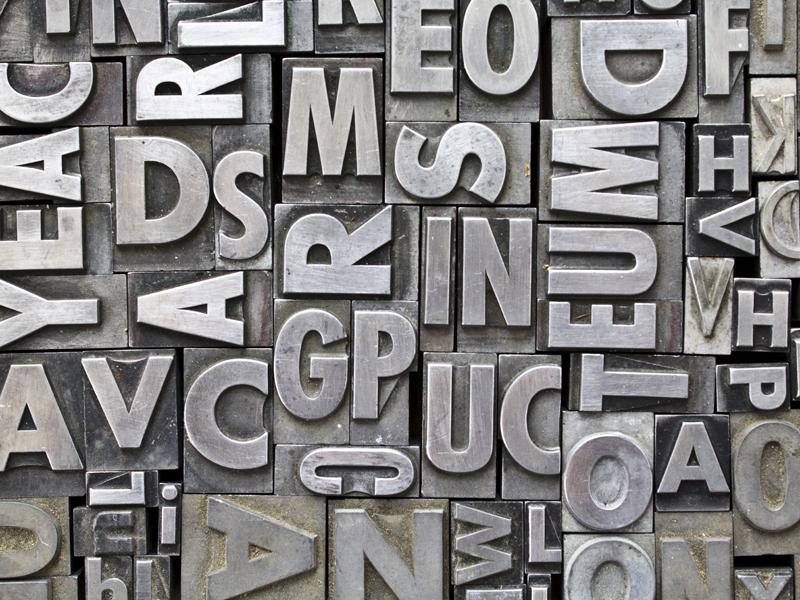 Tipografia digitale: la nuova frontiera sostenibile